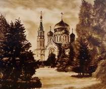 Картины нефтью на холсте, в Москве