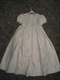 Бальное платье для девочки 7-8 лет, в Москве