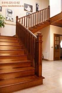 Лестницы деревянные для дома и дачи Новая Лестница, в Красногорске