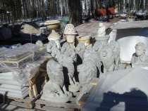 Скульптуры из бетона и барельефы, в Екатеринбурге