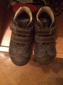 Продам детские ботинки для мальчика, в г.Алматы