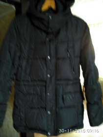 Куртка зимняя подростковая, в Москве