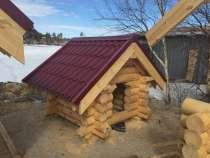 Строительство теплых домов из бревна, в Нижневартовске