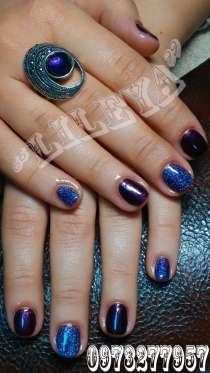Маникюр, наращивание и дизайн ногтей, депиляция, в г.Харьков