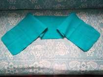 Дёшево продам мягкий голубой шарф. Состояние отличное, в г.Кривой Рог