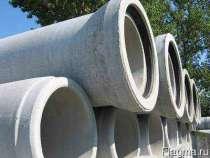 Трубы железобетонные безнапорные с раструбом Выборг, в г.Выборг