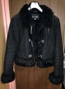 Куртка-дубленка Armani Jeans, в Москве