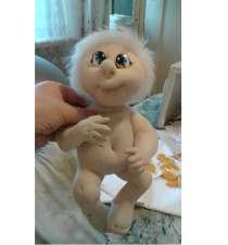 Кукла-младенец - ручная работа, в Красноярске
