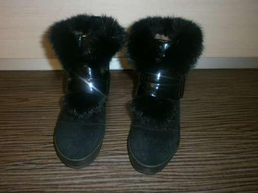Зимние ботинки в Ангарске Фото 5