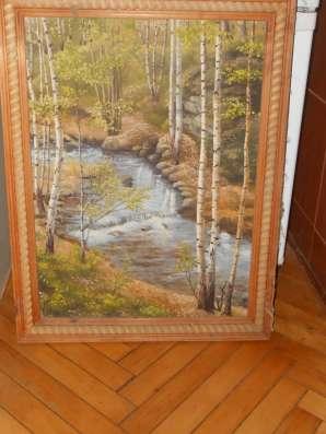 Продам картину художника А. Зайцева Вессна в Карптах в г. Ужгород Фото 2