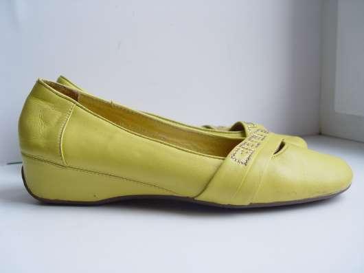 Туфли 36 размер кожа натуральная в Санкт-Петербурге Фото 4
