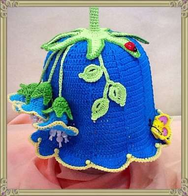 Шляпка Колокольчик в Энгельсе Фото 2