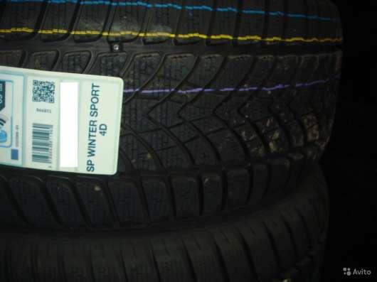 Новые Dunlop 235 50 R18 Winter Sport 4D MFS 97V