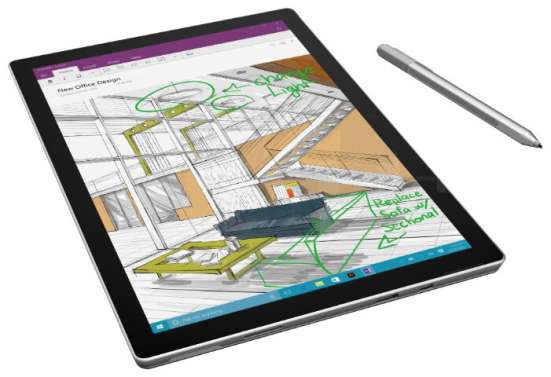 Планшет Microsoft Surface 3 i7 512Gb