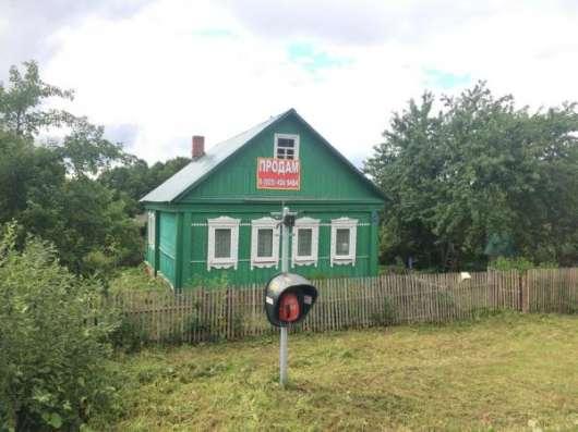 Продается хороший, крепкий деревянный дом для круглогодичного проживания в живописной деревне Бражниково,Можайский райо,130 км от МКАД по Минскому шоссе.