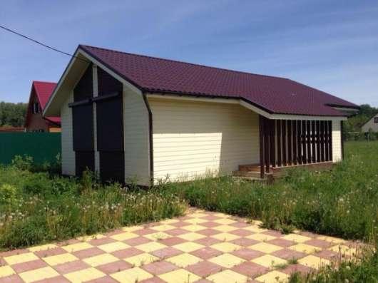 """Продается дом в ДНП """"Борисьево""""( д. Денисьево)Можайский р-н,89 км от МКАД по Минскому,Можайскому шоссе."""