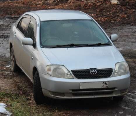 Продажа авто, Toyota, Corolla, Автомат с пробегом 290000 км, в Тюмени Фото 1