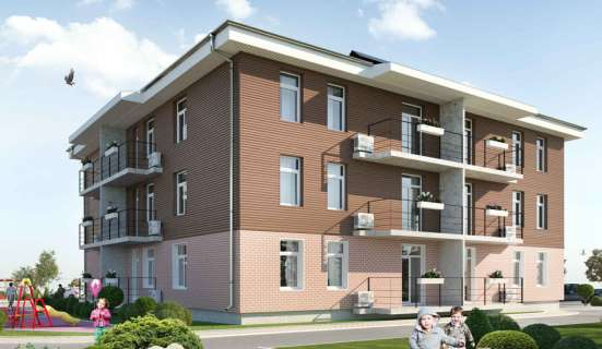 Продажа 3к квартиры в новом доме в курортной зоне