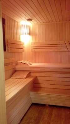 Строим бани. Сауны