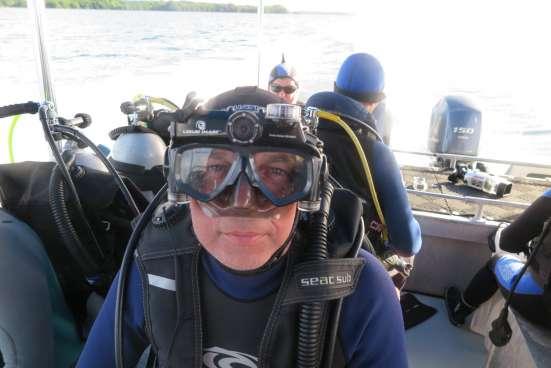 Продам камеру-маску для подводной фото-видеосъемки в Владивостоке Фото 1