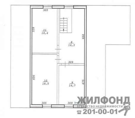 коттедж, Новосибирск, Камчатская, 190 кв.м.