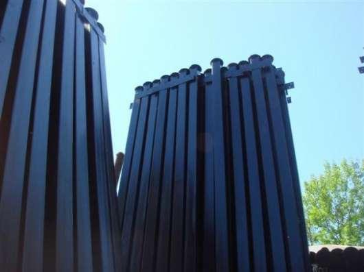 Столбы металлические доставка бесплатная в г. Полоцк Фото 1