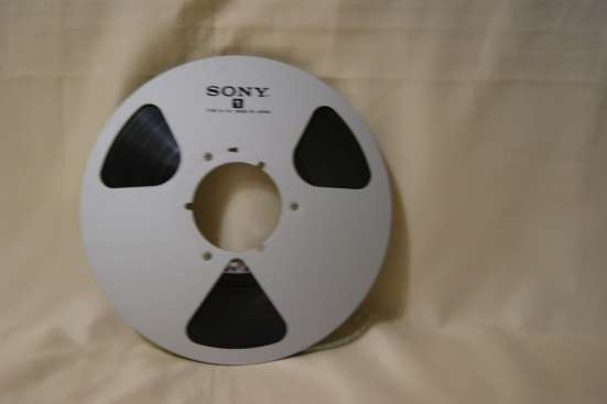 Sony-катушка.    Made In JAPAN.
