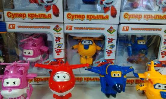 Купить игрушки супер крылья в Осмке