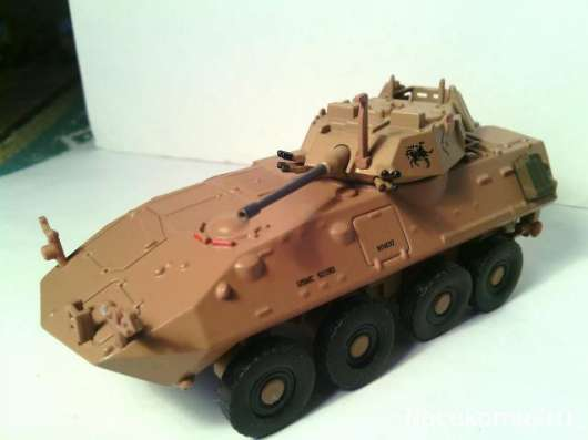Боевые машины мира №24 LAV-25