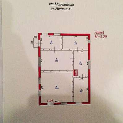 Продаётся дом Краснодарский край, станица Марьянская