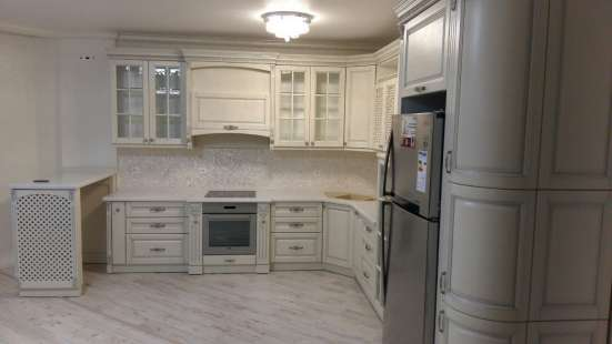 Заказать кухню с массива ясеня в Киеве,Сумах,Украине,недорог Фото 5