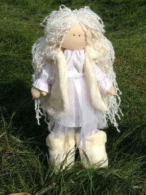 Интерьерная кукла ручной работы-оригинальный подарок в Новосибирске Фото 1