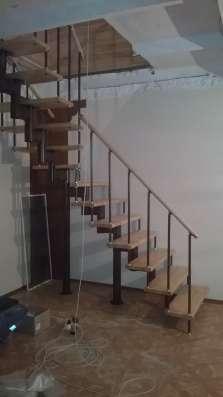 Лестницы модульные в Ижевске Фото 4