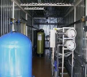 Блочно-модульная станция водоподготовки питьевой воды Сокол. Проектирование. Монтаж в г. Нефтекамск Фото 1
