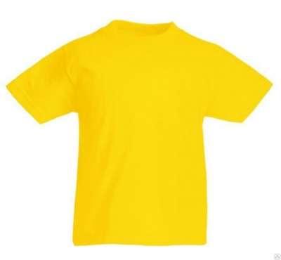 Одотонные детские футболки ОПТ АТРИБУТ Футболка