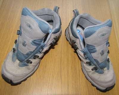 Ботинки для трекинга Salomon жен 37 р-р