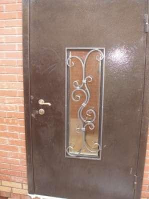 """Кованые ворота, калитки, решетки """"ГРАД"""" в г. Самара Фото 2"""
