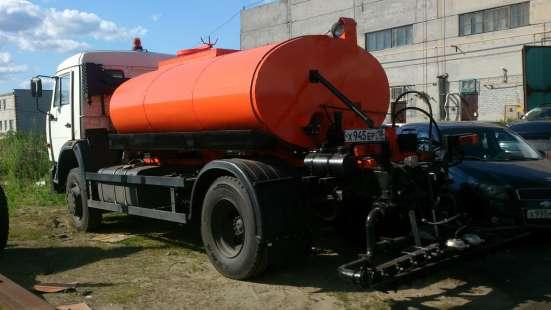 Автогудронаторное оборудование ТМ-6,0Г