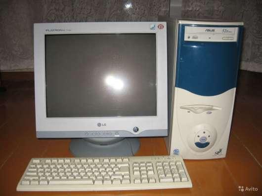 Компьютер рабочий продаю