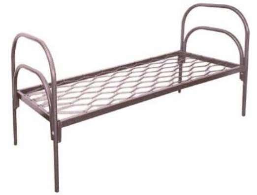 Металлические кровати с ДСП спинками для больниц, кровати для гостиниц, кровати для студентов, кровати от производителя.