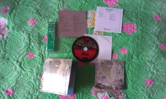 Мини-винил (cd)