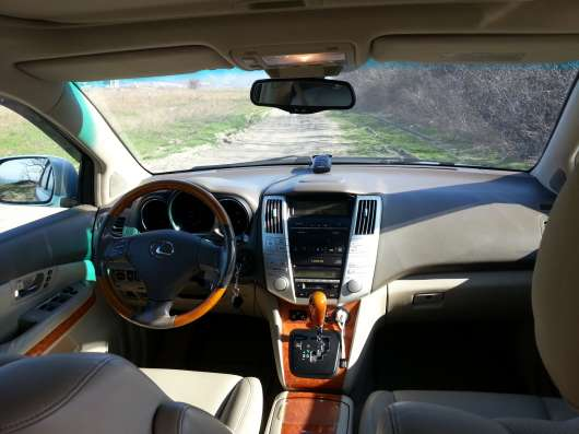 Продажа авто, Lexus, RX, Автомат с пробегом 174000 км, в Геленджике Фото 5
