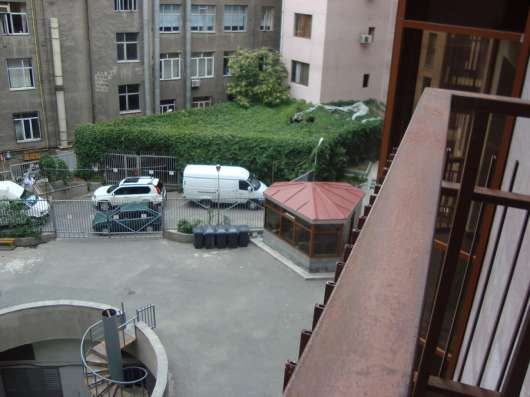 Yerevan, Centre, Northern avenue, новостройка