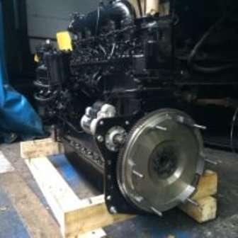 Двигатель для Трактора МТЗ-1221, Д-260
