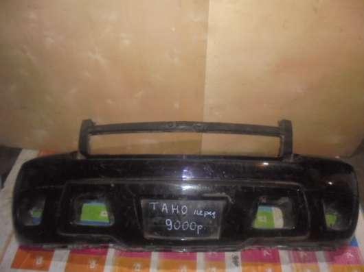 Передний бампер на Шевроле Тахо ( Chevrolet Tahoe )
