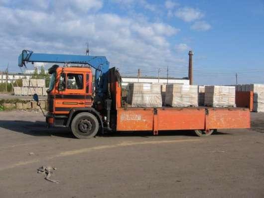 Манипулятор грузовые перевозки Спб