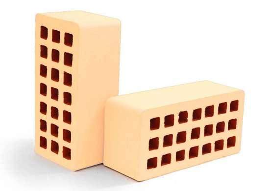 Кирпич лицевой фасадный керамический Брылино