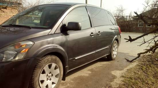 Продажа авто, Nissan, Quest, Автомат с пробегом 130000 км, в Волгодонске Фото 5