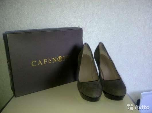 """Продаю новые женские туфли, фирма """"cafenoir"""""""