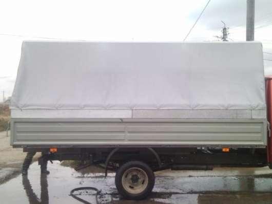 Тент на ГАЗ 3302 NEXT